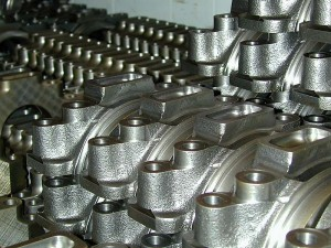 Ductile Iron 4-Bolt Main Caps